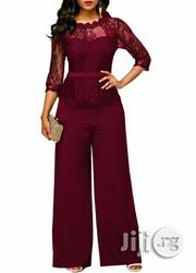 Women's Cooperate Jumpsuit   Clothing for sale in Lagos State