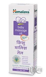 Himalaya Nourishing Baby Oil For Improving Baby's Skin Tone Naturally | Baby & Child Care for sale in Lagos State, Victoria Island