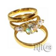 A S Wedding Ring Set - Gold | Wedding Wear for sale in Lagos State, Ikeja