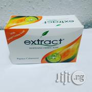 Extract Whitening Herbal Soap With Papaya Calamansi - 125g | Bath & Body for sale in Lagos State, Ikotun/Igando
