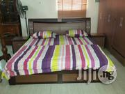 6 By 7 Bed With Dresser And 2 Side Board | Furniture for sale in Lagos State, Ojo