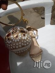 Next Sandals And Clutch | Bags for sale in Lagos State, Lagos Island