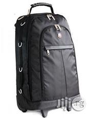 Swiss Gear Swissgear Trolley Laptop Backpack - Black | Bags for sale in Lagos State