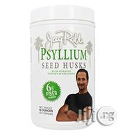 Organic Psyllium Seed Husks, 65 Servings (16 Oz or 454g) | Vitamins & Supplements for sale in Lagos State, Amuwo-Odofin