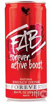 FAB Natural Energy Drink With Aloe Vera | Vitamins & Supplements for sale in Lagos State