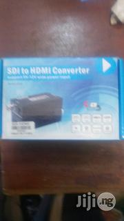 SDI To HDMI Converter | Accessories & Supplies for Electronics for sale in Lagos State, Ikeja