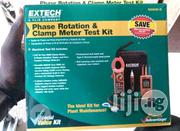 Extech Clampe And Phase Rotation Meter | Hand Tools for sale in Lagos State, Ojo