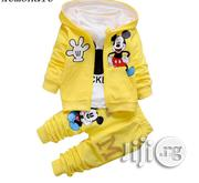 Three in One Longsleeve Joggers. Available for 1-4yrs | Children's Clothing for sale in Lagos State, Surulere