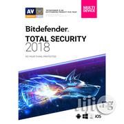 Bitdefender Total Security - 5 Users | Software for sale in Lagos State, Ikeja