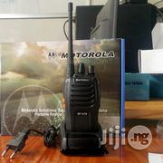 MT-918 Motorola Two Way Radio Walkie Talkie - Single | Audio & Music Equipment for sale in Lagos State, Ikeja
