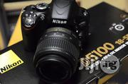 Nikon D5100 Camera With Charger and Original Follow Come Battery   Photo & Video Cameras for sale in Lagos State, Ikeja