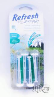 Refresh Your Car Vent Stick, Alpine Meadow/Summer Breeze, 4 Sticks | Vehicle Parts & Accessories for sale in Lagos State, Amuwo-Odofin