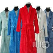 Fashion 5 In 1 Men And Women Long Sleeve Bath Robe-multicolour | Clothing for sale in Abuja (FCT) State, Gwagwalada