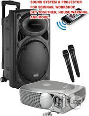 Projector And Sound Systems Rental At Affordable Rate In Niger State | Audio & Music Equipment for sale in Niger State, Bida