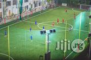 Soccer Field Artificial Grass With Quality Infill Material | Garden for sale in Lagos State, Ikeja