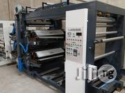 Four Colour Flexographic Printing Machine | Printing Equipment for sale in Lagos State, Ojo