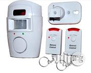 Wireless Motion Sensor Home Security Alarm Infrared Detector | Safety Equipment for sale in Lagos State