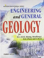 Engineering And General Geology By Parbin Singh   Books & Games for sale in Lagos State, Ikeja