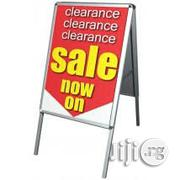 A Board Poster Frame | Store Equipment for sale in Lagos State, Ikeja