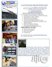 Solar And Inverter Intensive Training   Classes & Courses for sale in Lagos State