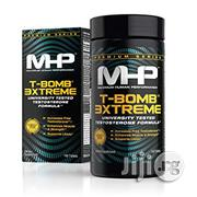 MHP T-Bomb 3xtreme 5-Phase Hormone Optimizing Complex | Vitamins & Supplements for sale in Lagos State, Surulere