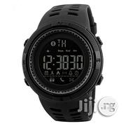 Skmei New Sport Waterproof Bloothoot Watch   Smart Watches & Trackers for sale in Lagos State, Lagos Island