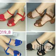 Steven Madden Round And Square Design Slippers And Sandal | Shoes for sale in Lagos State, Ikoyi