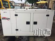 Mikano Diesel Gen 15kva | Electrical Equipment for sale in Lagos State, Isolo