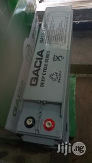 Gacia 210ah 12V Deep Cycle Battery | Solar Energy for sale in Lagos State, Ojo