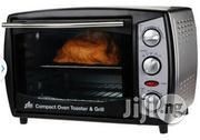Master Chef 19ltr Compact Toaster Oven Grill | Kitchen Appliances for sale in Lagos State, Ibeju