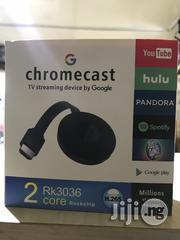 Chromecast Google TV Streaming Device   Accessories & Supplies for Electronics for sale in Rivers State, Port-Harcourt