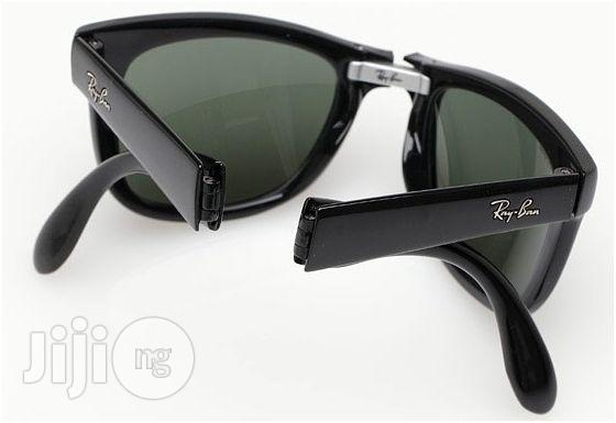 Foldable Ray Ban Wayfarer Sunglasses | Clothing Accessories for sale in Surulere, Lagos State, Nigeria