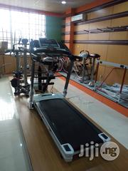 Brand New 2.5hp Treadmill With Massager | Massagers for sale in Rivers State, Port-Harcourt