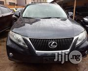 Lexus RX350 2010 Gray | Cars for sale in Lagos State, Ikeja