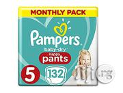 Pampers Pants Size 5 (132count). | Baby & Child Care for sale in Lagos State, Ikeja