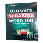 Collins Ultimate Scrabble Word List | Books & Games for sale in Lagos State, Ikeja