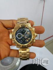 Joe Fox Watch ( Gold ) | Watches for sale in Rivers State, Port-Harcourt
