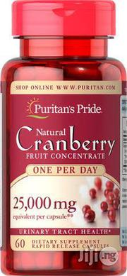 Puritans Pride One A Day Cranberry | Vitamins & Supplements for sale in Lagos State, Lekki Phase 1