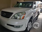 Tokunbo Lexus Gx470 2008 Silver | Cars for sale in Lagos State, Surulere
