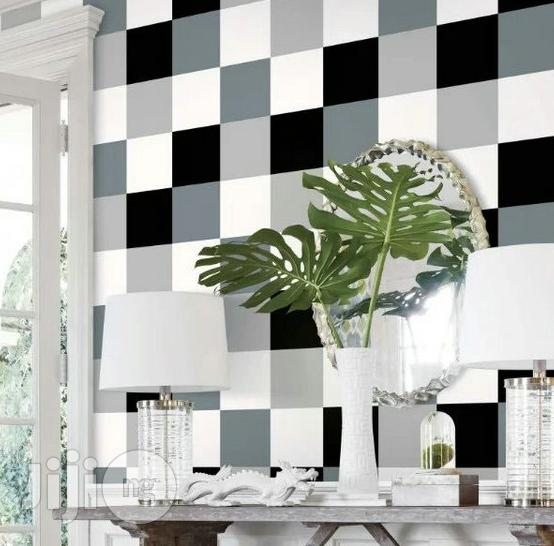 Sales Of Wallpaper And Installation | Building & Trades Services for sale in Kubwa, Abuja (FCT) State, Nigeria