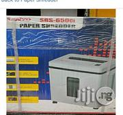 Sanyo Paper Sheddres-650ci | Computer Accessories  for sale in Lagos State, Ikeja