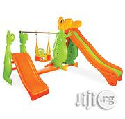 Dino Swing And Two Slide Set | Toys for sale in Lagos State, Maryland