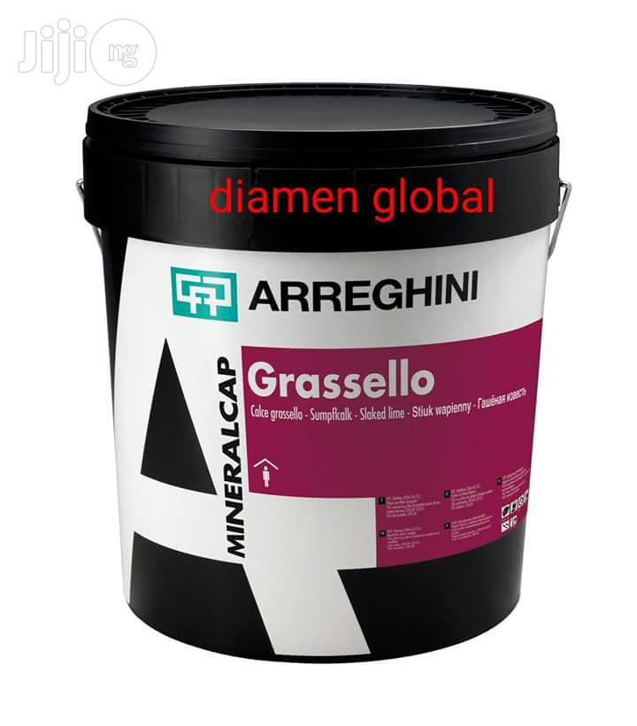 Best Quality Italian Stucco Paint | Building Materials for sale in Lekki Phase 1, Lagos State, Nigeria