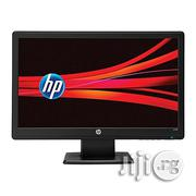 HP 19V Monitor 19inchs Super Brilliant Display LED Monitor | Computer Monitors for sale in Abuja (FCT) State, Garki 1