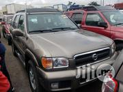 Very Clean Nissan Pathfinder Jeep 2002 Gray   Cars for sale in Lagos State, Apapa