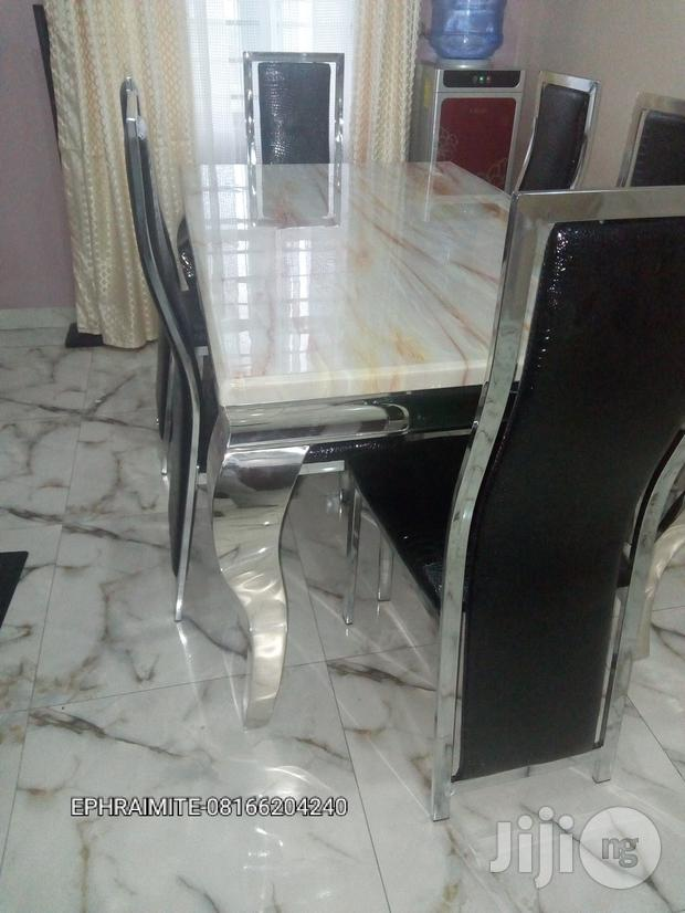 Marble Dinning Sets In Ikeja