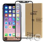 iPhone X Screen Protector Black | Accessories for Mobile Phones & Tablets for sale in Lagos State, Ikeja