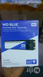 WD Blue Solid State Drive 250GB   Computer Hardware for sale in Lagos State, Ikeja