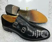 John Foster Black Monk Strap   Shoes for sale in Lagos State, Lagos Island