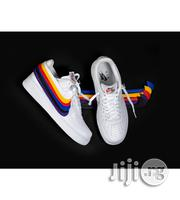 Nike'S Airforce 1 Velcro Swoosh | Shoes for sale in Lagos State, Mushin